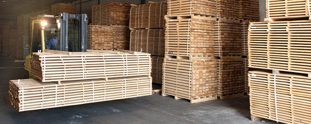 hout bestellen